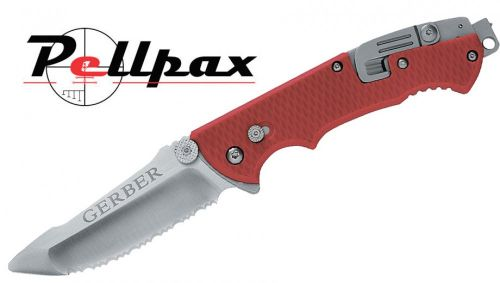 Gerber Hinderer Rescue SE Serrated Edge Knife