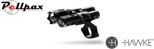 Hawke Scope Mounted Laser/LED Kit - Red