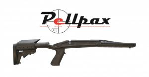 Blackhawk Axiom Tactical Stock - Short Action Sporter - Black