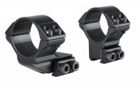"Hawke Reach Forward Mount 9-11mm - 1"" Reach"