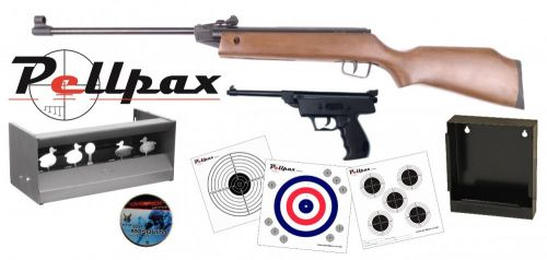 Home Shooting Gallery - Perfect Gift Set!