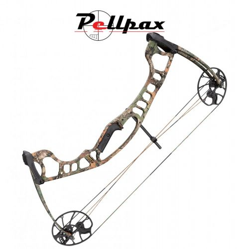 Hoyt Ruckus Compound Bow - Left Handed