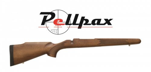 Howa Walnut Stock - Short Action Sporter - Brown