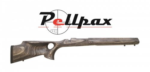 Howa Thumbhole Laminated Stock - Short Action Sporter - Pepper