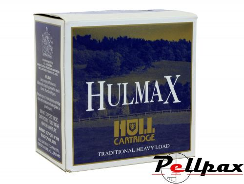 Hull Cartridge Hulmax RTO Fibre 34g SG Shot - 12G