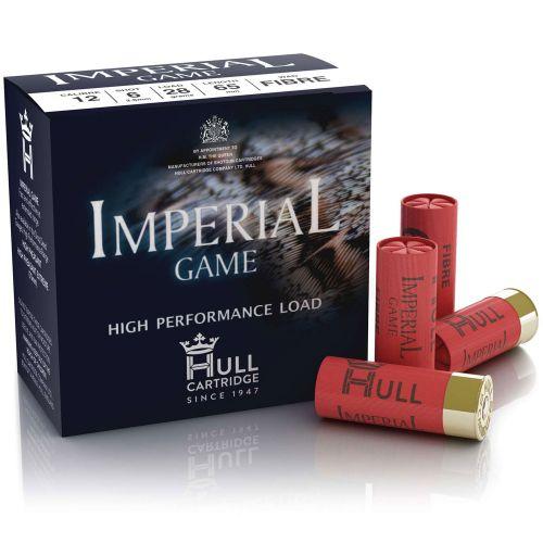 Hull Cartridge Imperial Game - 12G x 250
