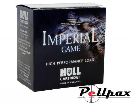 Hull Cartridge Imperial Game 26g 6 Shot - 12G