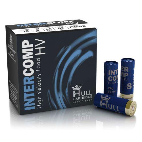 Hull Cartridge Intercomp HV - 12G x 250