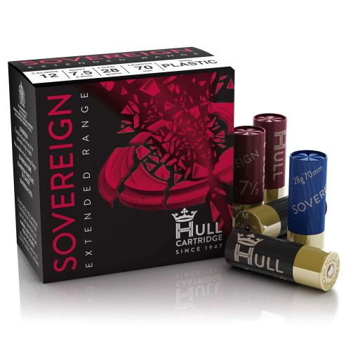 Hull Cartridge Sovereign - 12G x 250