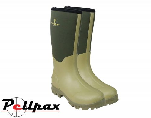 Hengrave Neoprene Wellington Boots By Huntsbury