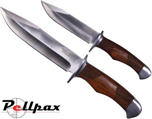 Jack Pyke Hunters Fixed Blade Knife Set
