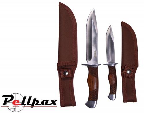 Hunters Knife Set By Jack Pyke