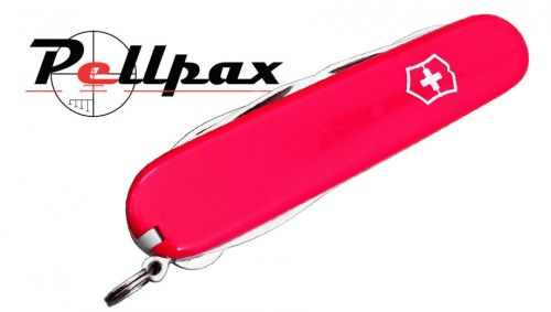 Huntsman Red Swiss Army Knife by Victorinox