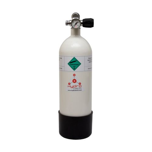 Premium 5 ltr 300 BAR Charging Bottle and Fittings