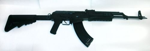 WE AK PMC - 6mm Airsoft - Second Hand