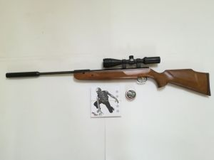 Weihrauch HW95K Air Rifle .177 - One Off
