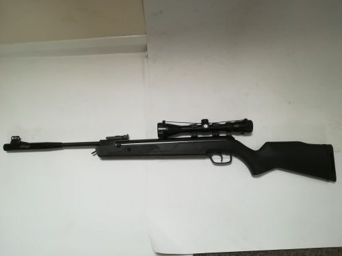 Walther LGV .22  w/ 3-9x40 Scope - Second Hand