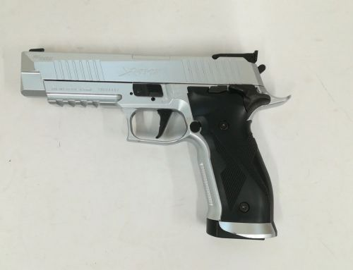 Sig Sauer X5 Silver .177 - Second Hand