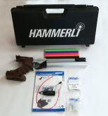 Hammerli AP20 Pro Target Air Pistol .177 - One Off