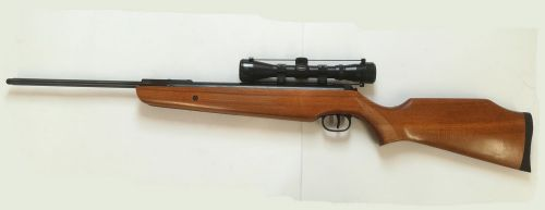 Hammerli Seeker w/ Scope & Gun bag - .22 - Second Hand