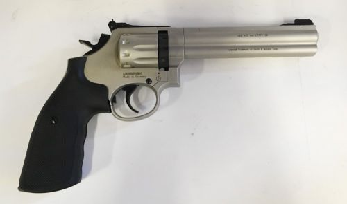 "Smith and Wesson 686 6"" - .177 Pellet - Shop Soiled"