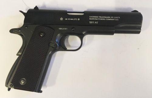 Colt 1911 A1 Commemorative - 4.5mm BB - Shop Soiled