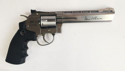 "Dan Wesson 6"" - 6mm Airsoft - Shop Soiled"