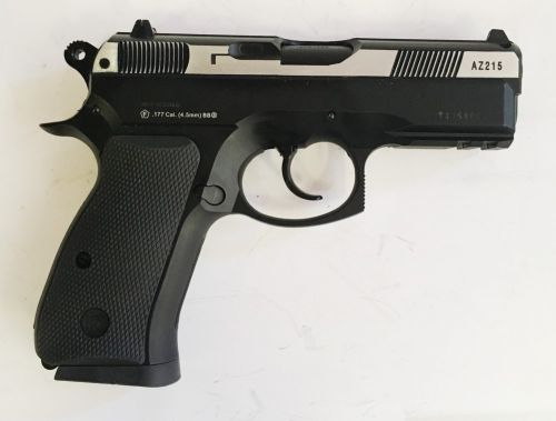 CZ 75D Compact Dual Tone - 4.5mm BB - Shop Soiled