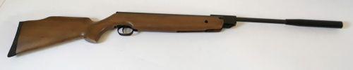 SMK XS20M & Silencer - .22 Pellet - Second Hand