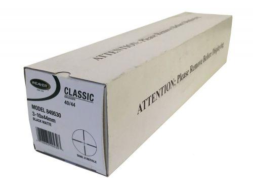 Weaver Classic 40/44 - 3-10x44 - One Off Optics Sale