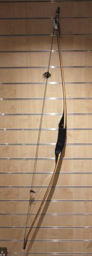 Jack B Harrison One Piece Longbow HSS Model