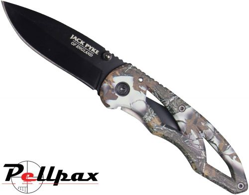 Jack Pyke Camo Multi Tool & Folding Knife Set