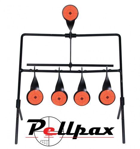 Jack Pyke Five Resetting Spinner Target
