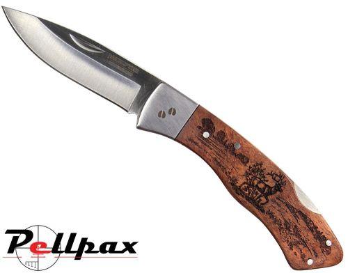 Jack Pyke Shires Deer Folding Knife