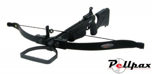 Chase Wind 90lb Crossbow Package - Black