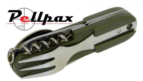 Joker Fist Utility Knife Fibre 8cm Blade