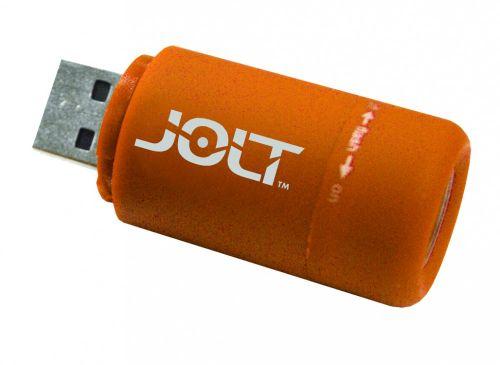 Ultimate Survival Jolt USB Light - Orange