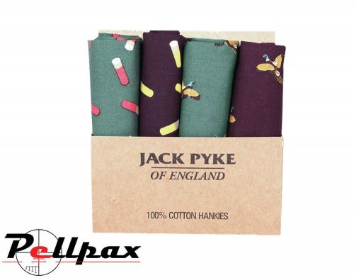 Jack Pyke - 4 Piece Hank Set - Pheasant & Cartridge