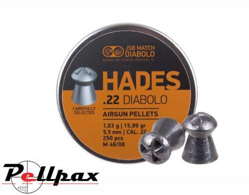 JSB Hades .22 x 500
