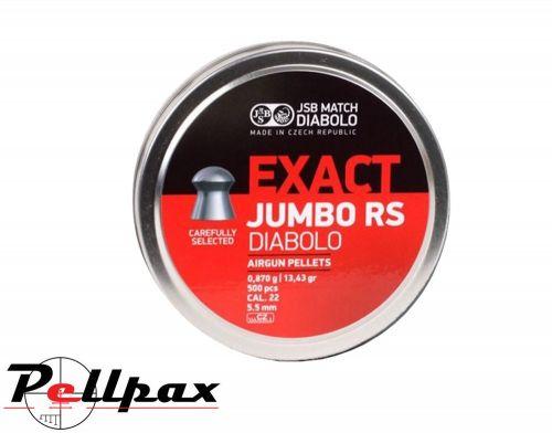 JSB Exact RS Pellets .22 (5.52)  x 500