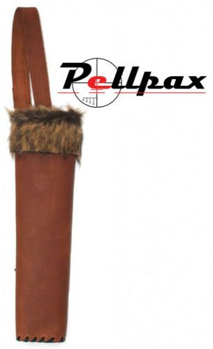 Timber Creek Leather Back Quiver Junior Bear