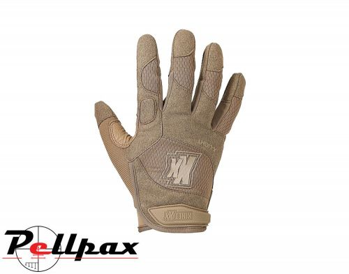 KinetiXx X-LIGHT Coyote Tactical Gloves
