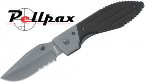 Ka-Bar Warthog Folder Serrated