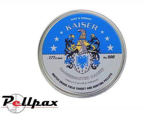 Daystate Rangemaster Kaiser .177 Pellets x 500