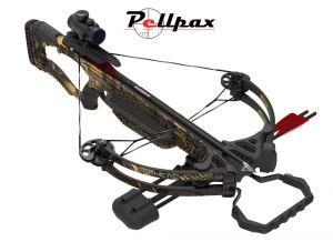 Barnett Blackspur TT Compound Crossbow - 150lbs