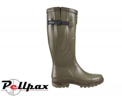 Aigle Parcours 2 ISO Khaki Boots
