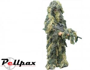 Kombat UK Kids Military Ghillie Suit - Woodland