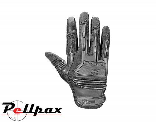 KinetiXx X-PECT Black Tactical Gloves
