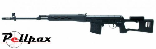 Kalashnikov Sniper Rifle - CO2 6mm Airsoft