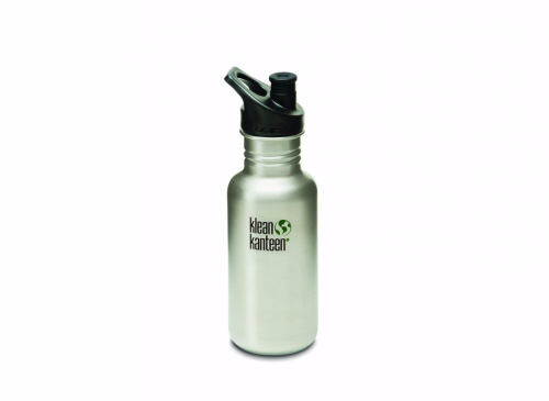 Klean Kanteen Classic 532ml - Sport Cap Bottle